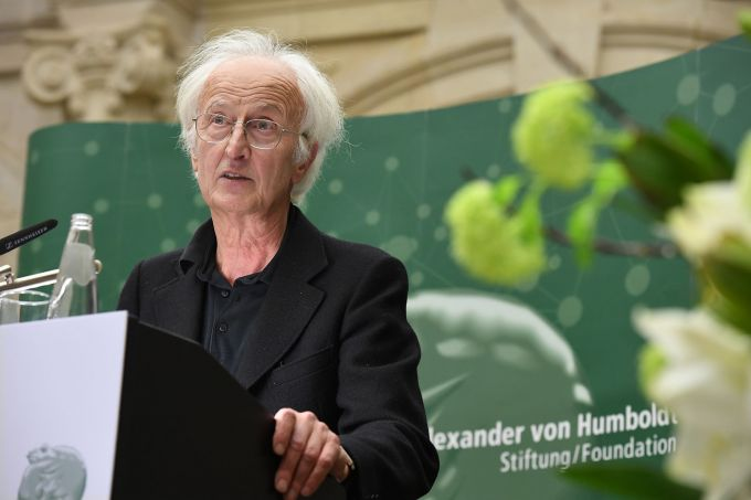 Humboldt Stiftung Neujahrsempfang 2101